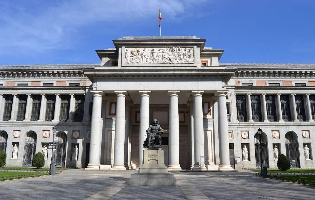 Zes van de tien Spanjaarden zegt wel eens het Prado te hebben bezocht