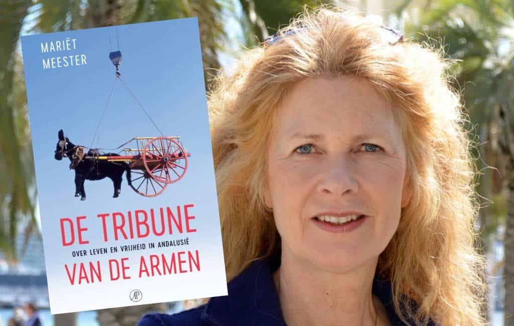 'De tribune van de armen' een boek over het leven in Andalusië