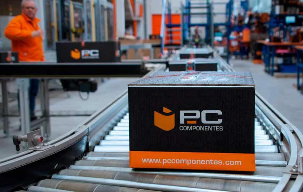 Leer de Spaanse concurrent van Amazon kennen: PcComponentes