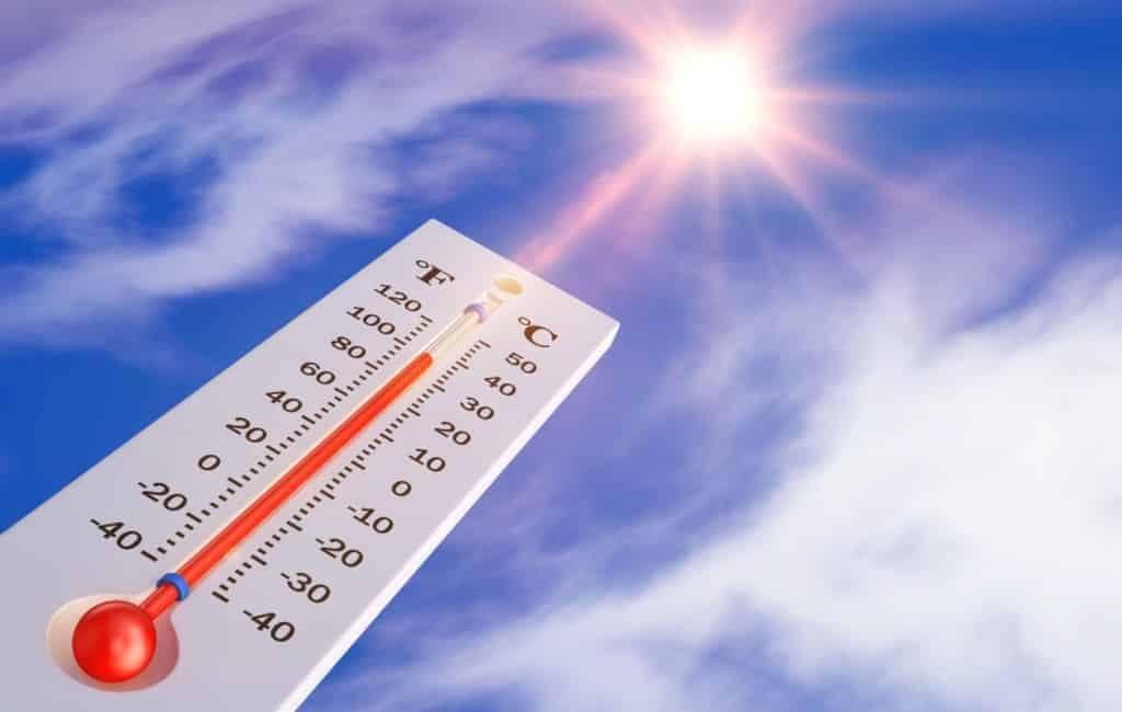 Eerste hittegolf Spanje met temperaturen tot 44 graden