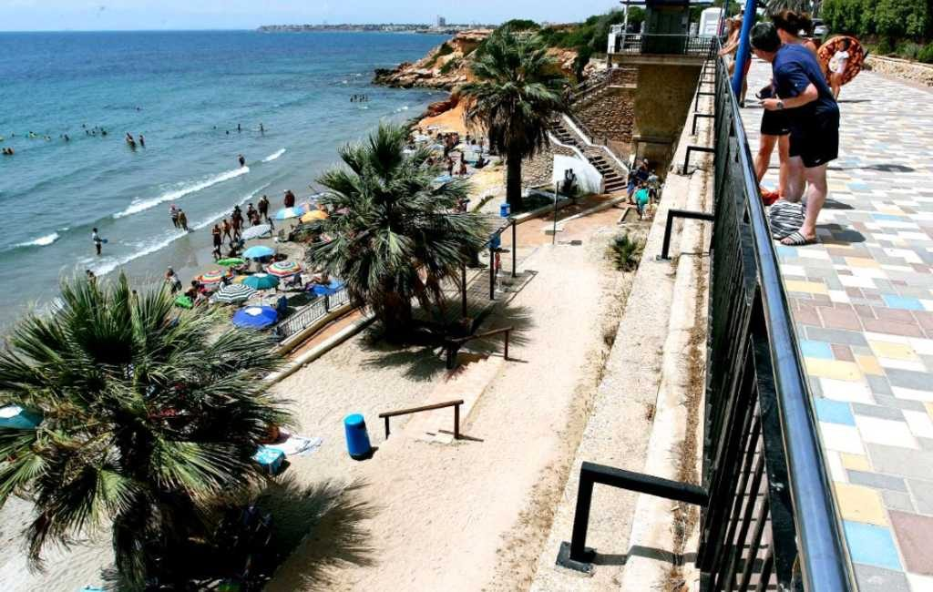 Britse toeristen dood na het maken van selfie in Orihuela Costa