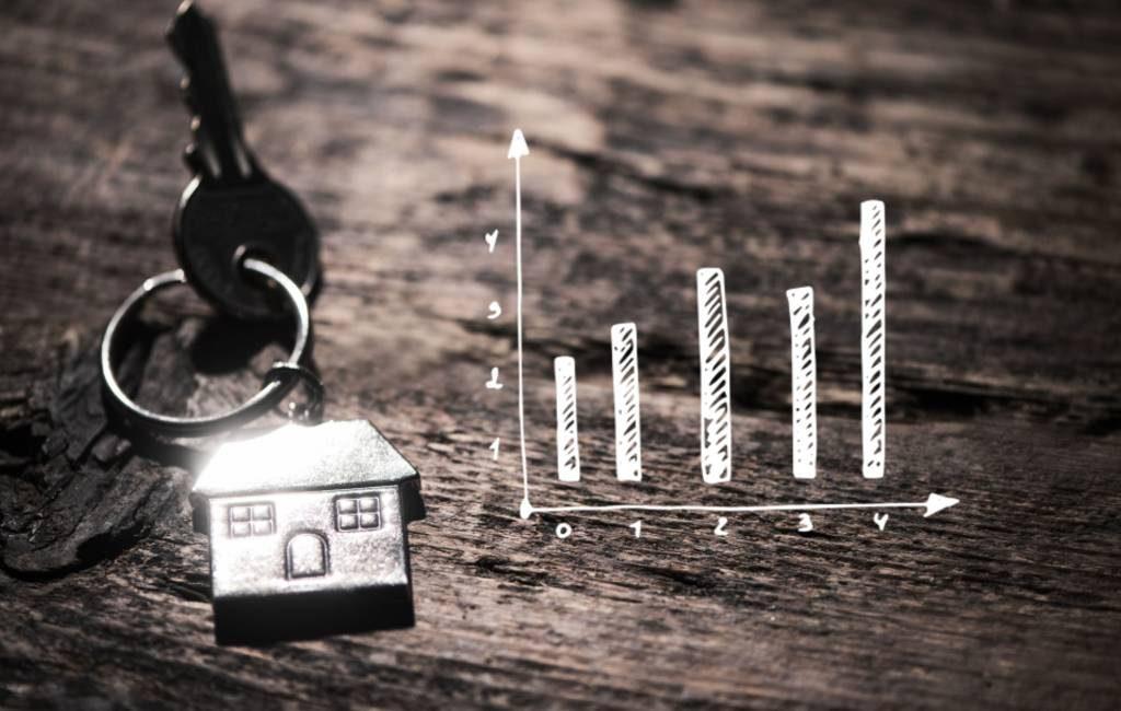 Verkoop van woningen in 2019 gedaald met 3,3%