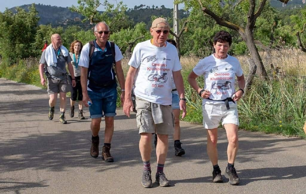 Lente wandelen op Mallorca tijdens 'Mallorca Walking Event'