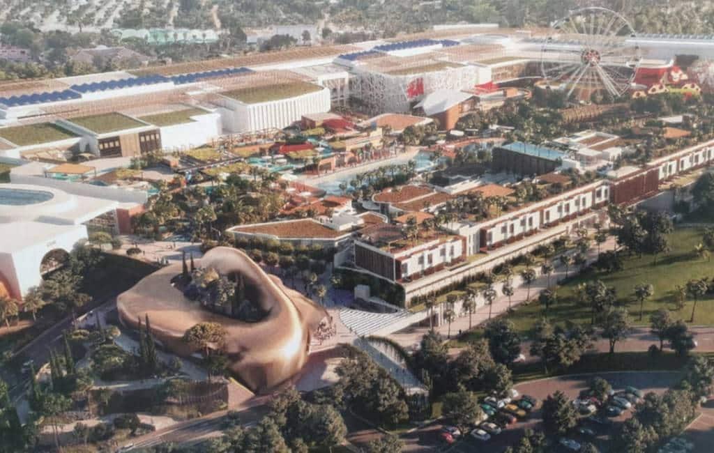 Dit wordt het nieuwe winkel- en vrijetijdscentrum van Torremolinos