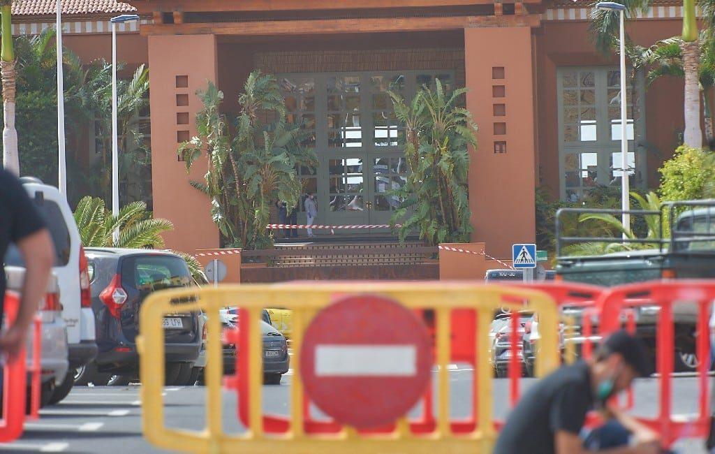 1.000 toeristen geïsoleerd vanwege coronavirus in hotel Tenerife
