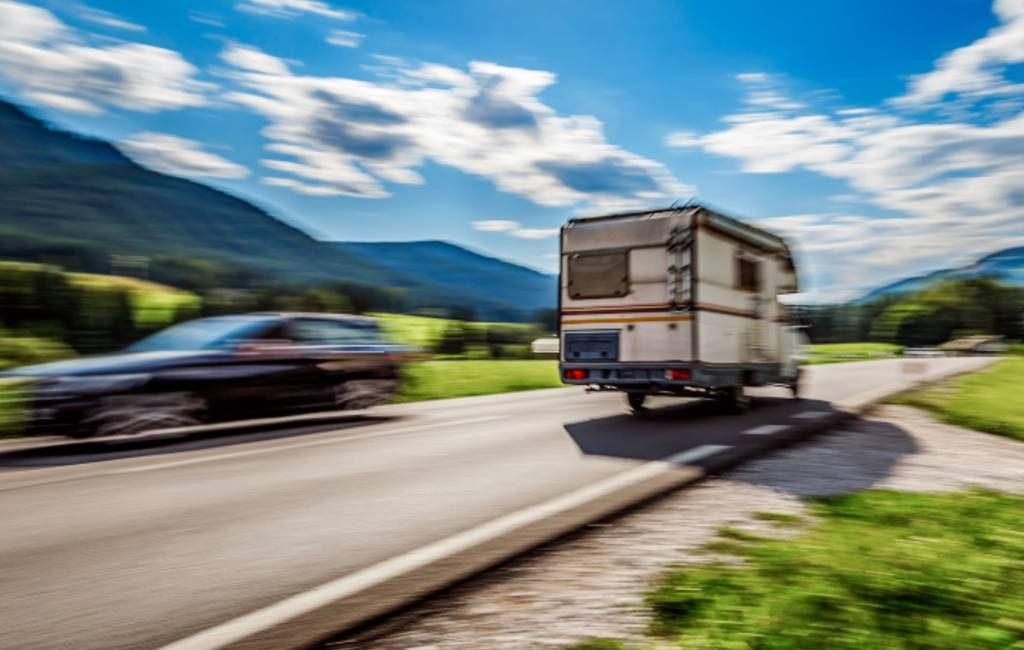 De mooiste routes om met een camper te rijden in Spanje