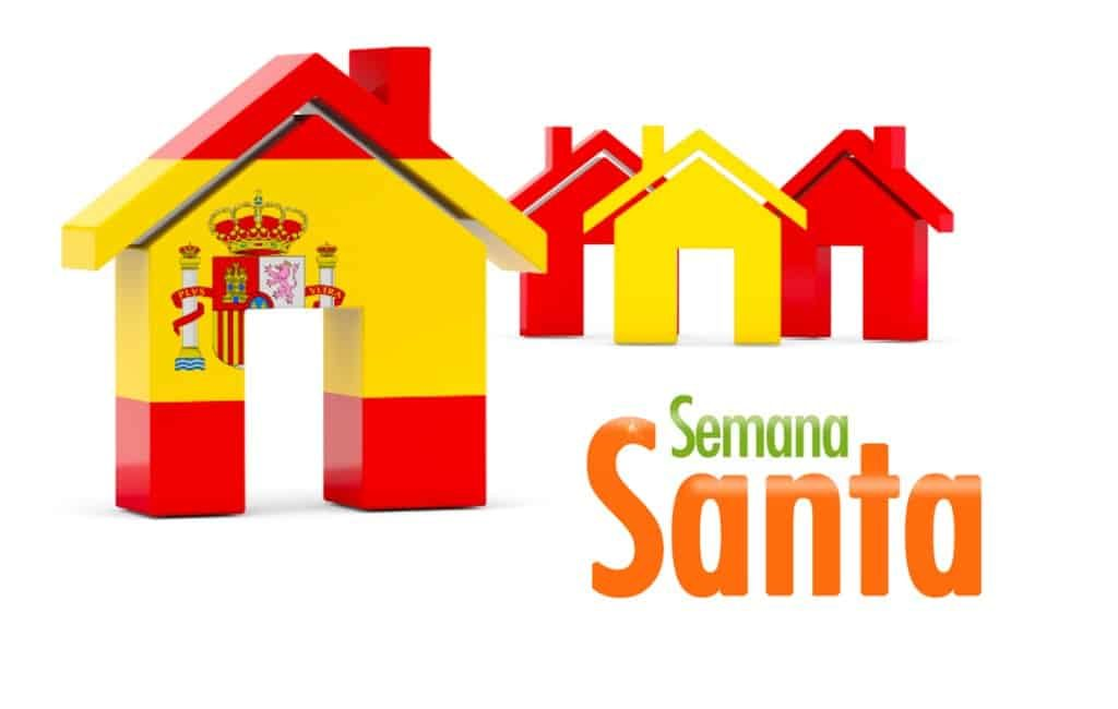 Buitenlanders kopen tijdens Semana Santa woningen in Spanje