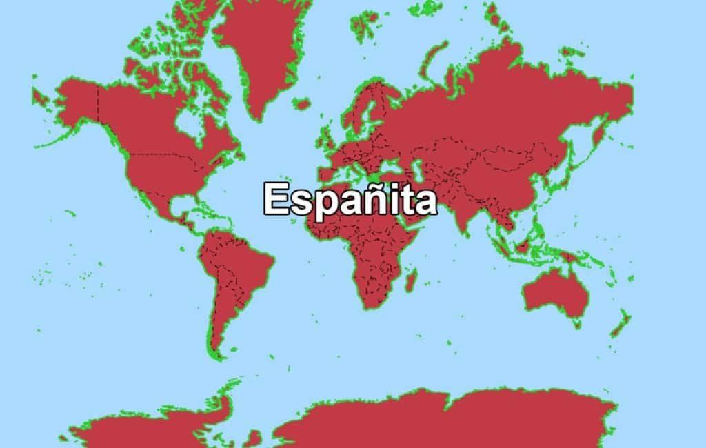 Spanje wint de Derde (virtuele) Wereldoorlog