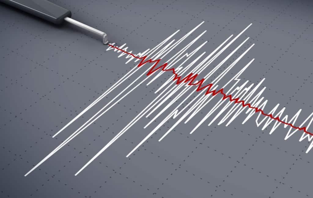 Aardbeving van 5,6 op schaal Richter bij Canarische eiland El Hierro