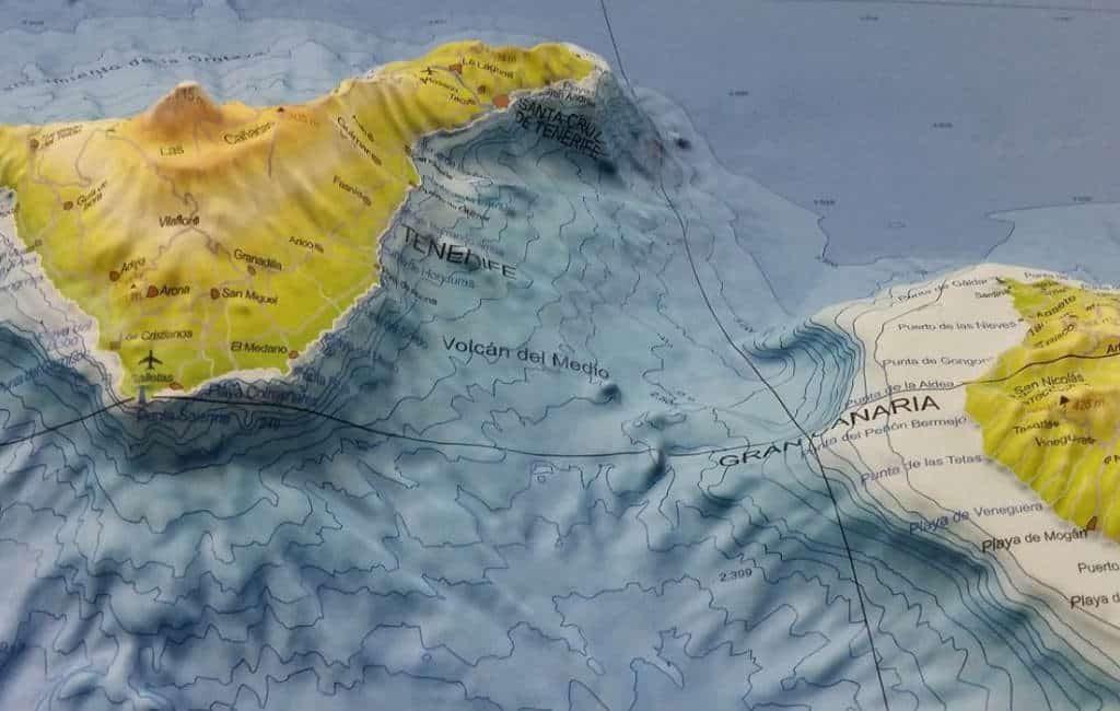 Gran Canaria en Tenerife benaderen elkaar
