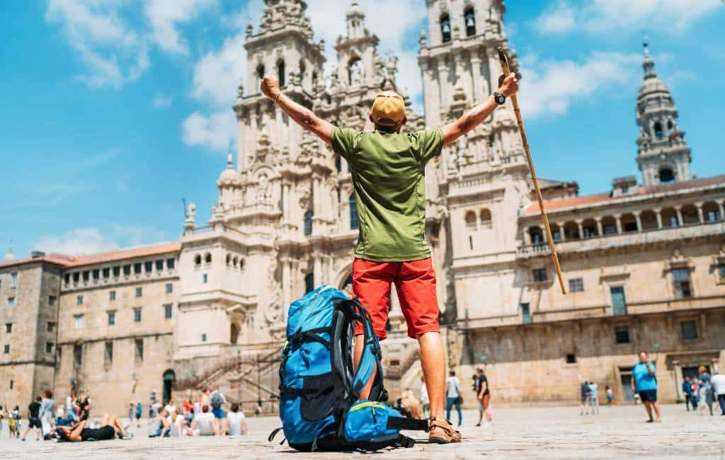 Nieuw record aan Camino de Santiago pelgrimgangers in 2019