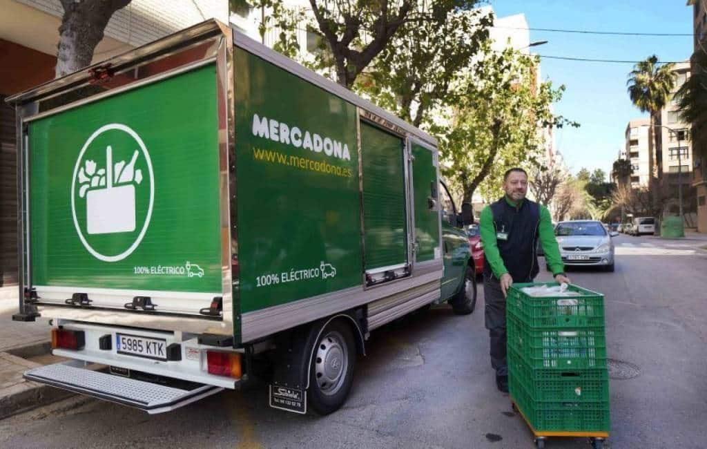 Mercadona sluit online supermarkt in Madrid na toename bestellingen