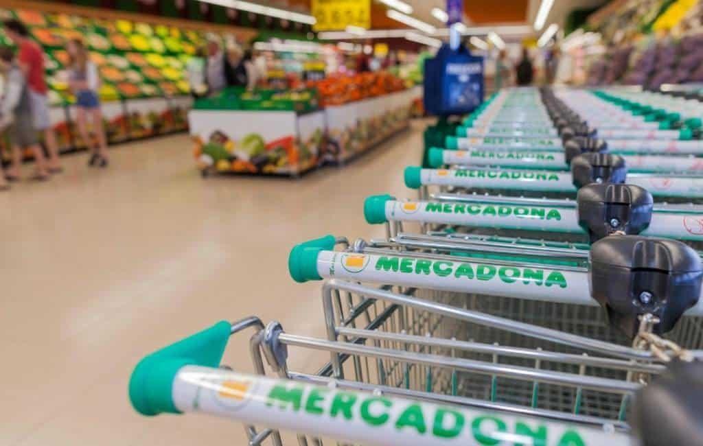 Internetverkopen Mercadona met 120 procent gestegen