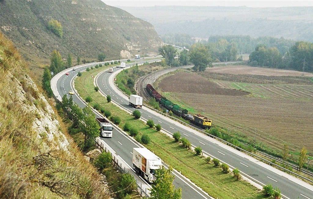 AP-1 snelweg is vanaf nu tolvrij in Spanje