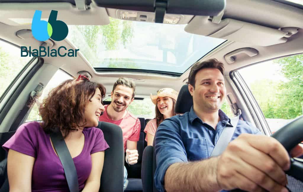 Het fenomeen BlaBlaCar en carsharing in Spanje
