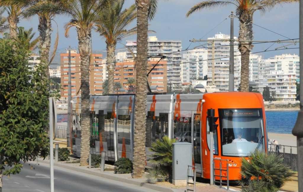 Nieuwe tramlijn in Alicante verhoogt aantal naar vijf