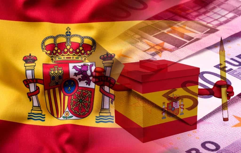 23,8 miljoen euro voor 146 dagen zonder regering in Spanje