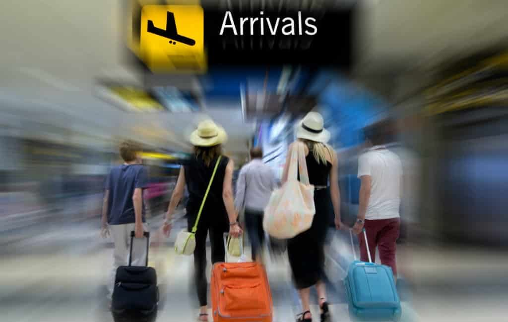 Spaanse vliegvelden ontvangen 76 miljoen passagiers