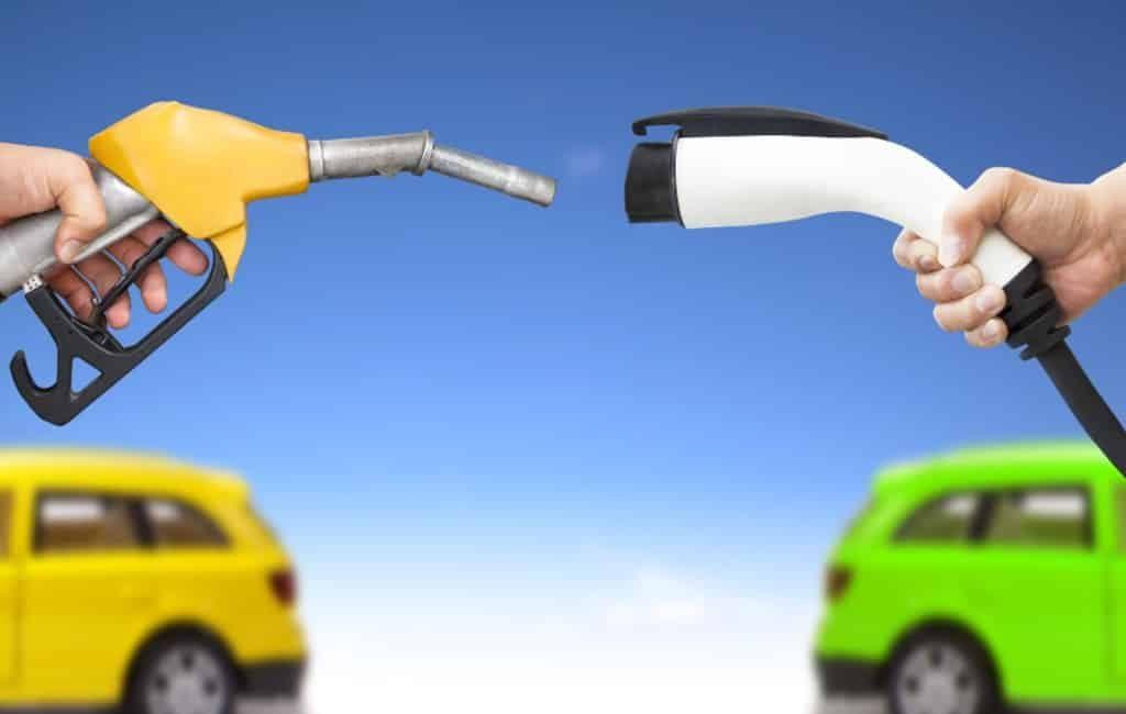 Geen elektrische en hybride auto's bij Spaanse politici