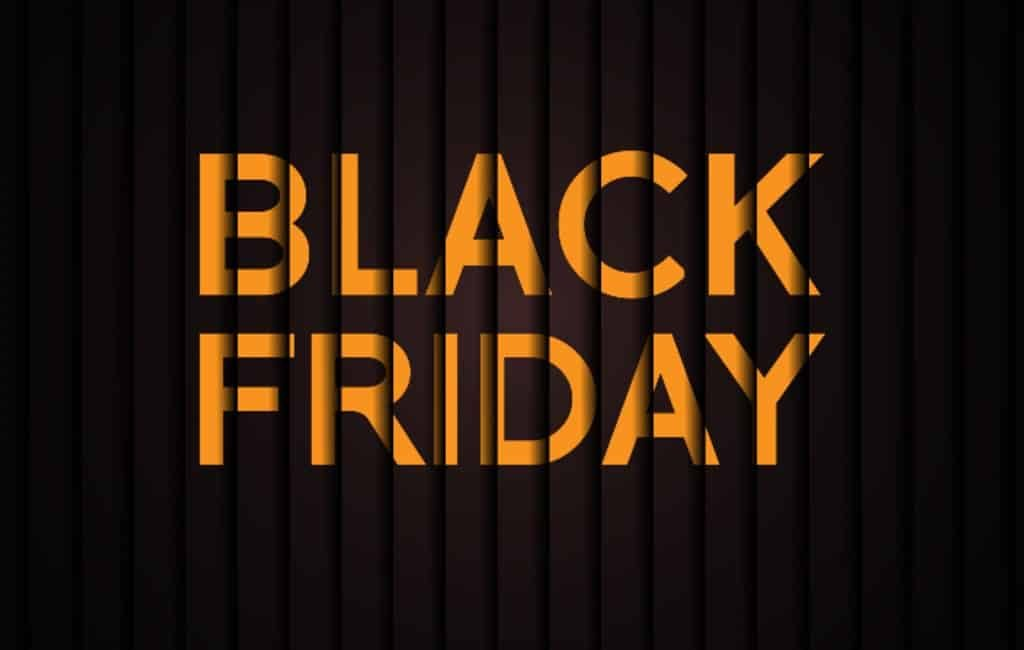 Spanjaarden geven gemiddeld 258 euro uit met Black Friday