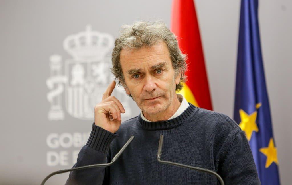 De 'sabio tranquilo' coronavirus expert: Fernando Simón