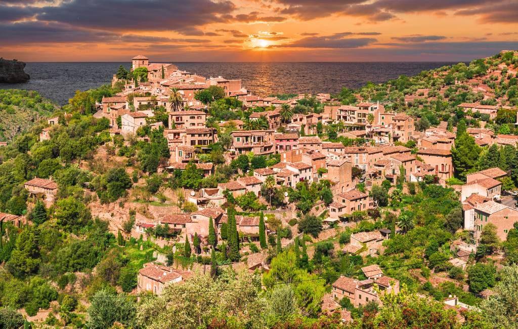Deià (Mallorca) heeft meer toeristen accommodaties dan inwoners
