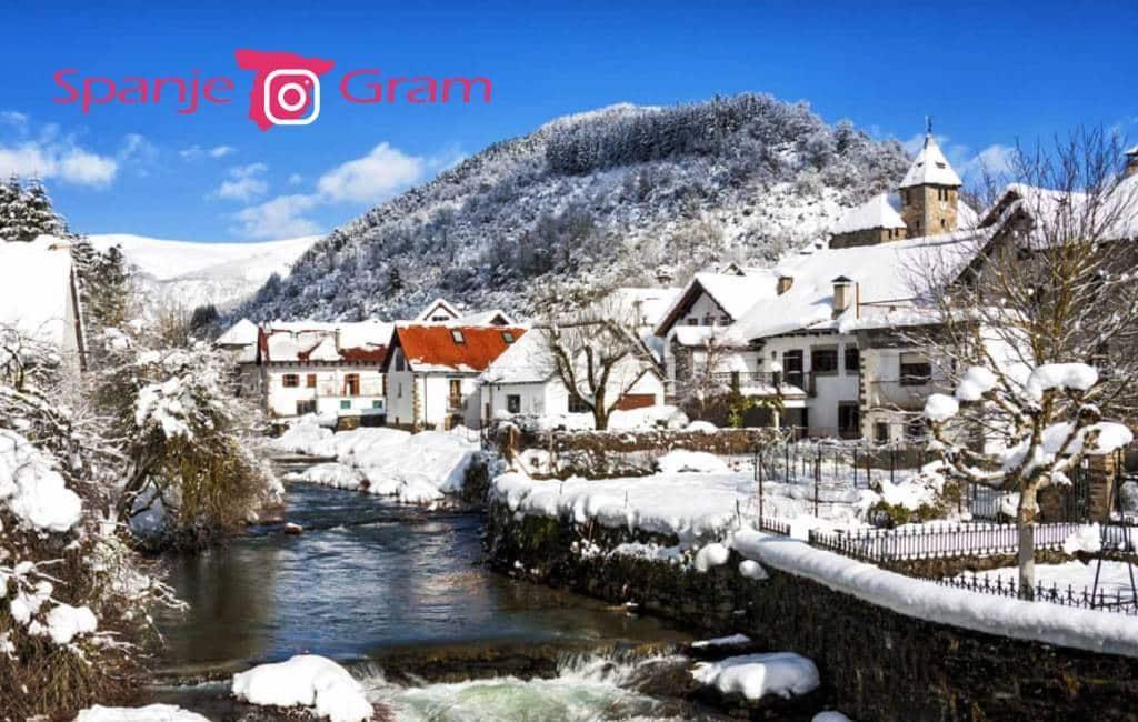 SpanjeGram: Instagram foto's van Spanje in de sneeuw