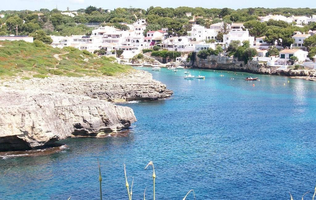 'Ik kan niet zonder mijn Nederlandse fiets' op Menorca