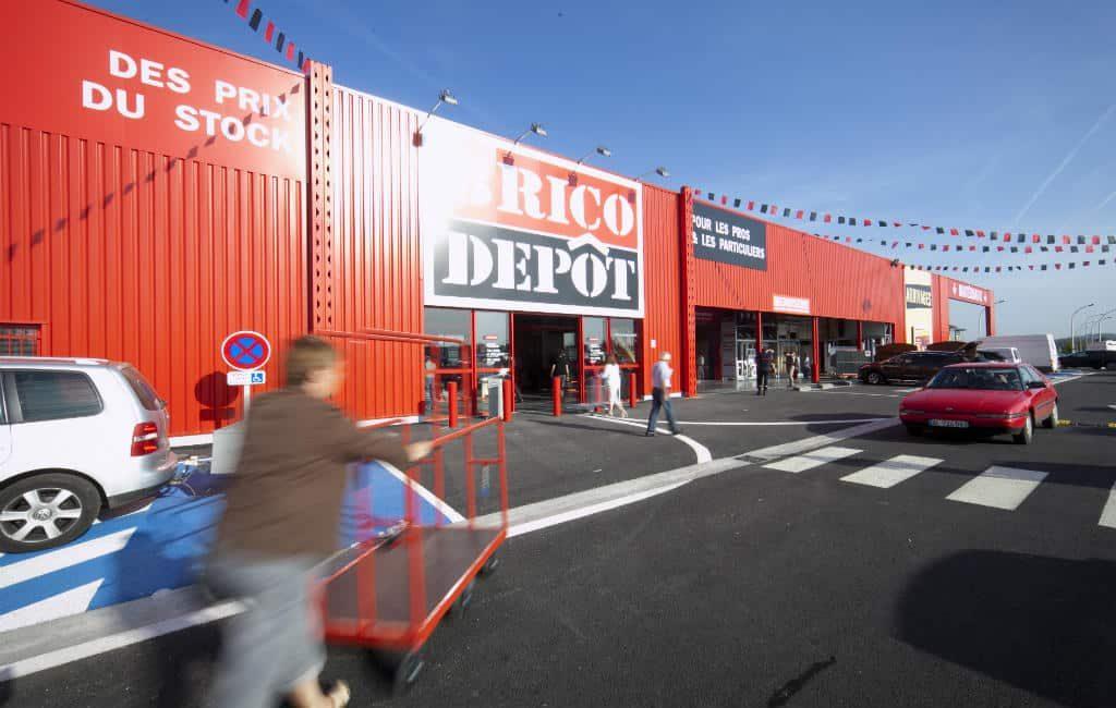 Doe-het-zelf winkels Brico Dépôt sluiten in Spanje