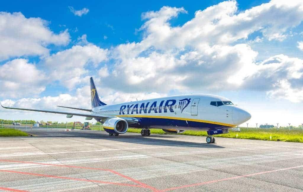 Ryanair kan eventueel andere basissen sluiten in Spanje