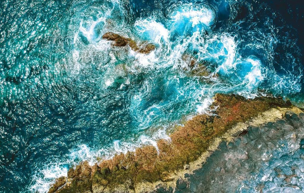 Spanje vanuit de lucht gezien (foto's)