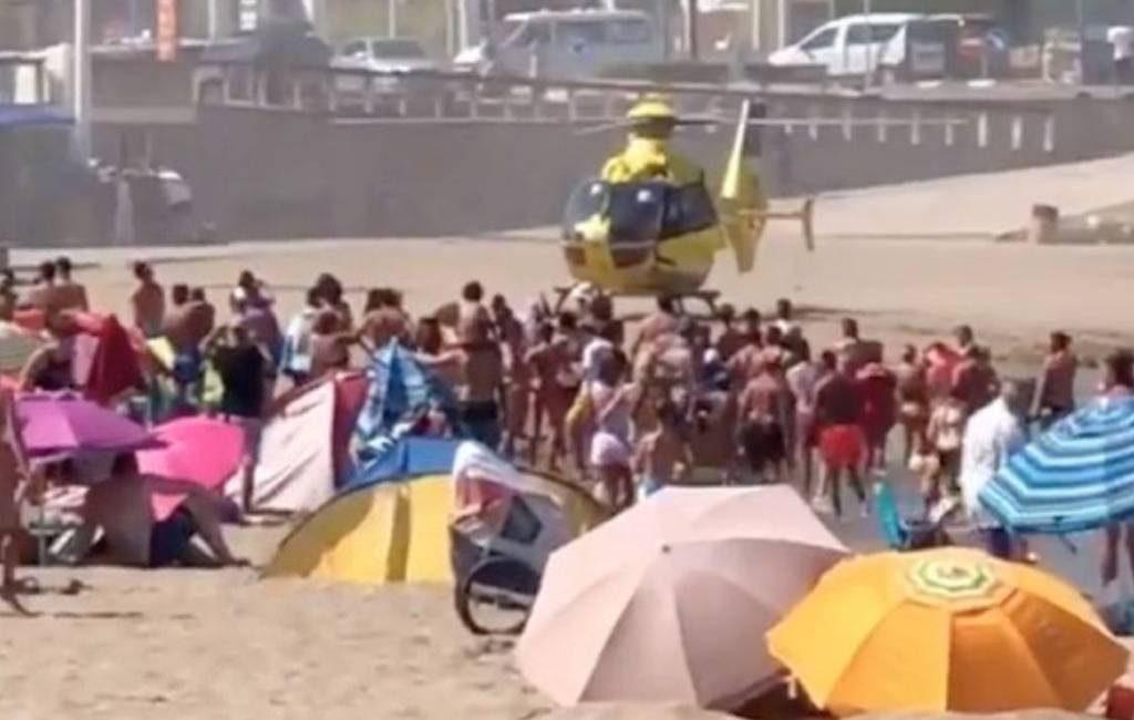 Franse vader en zoontje verdronken aan de Costa Brava