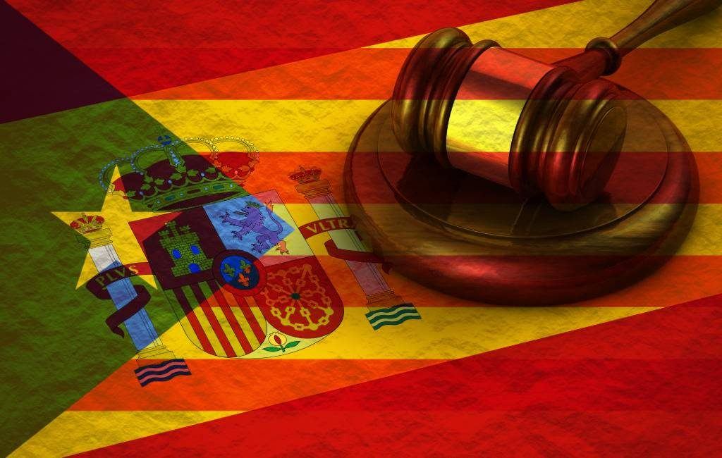 Uitspraak leiders Catalaanse 'proces' gelekt?
