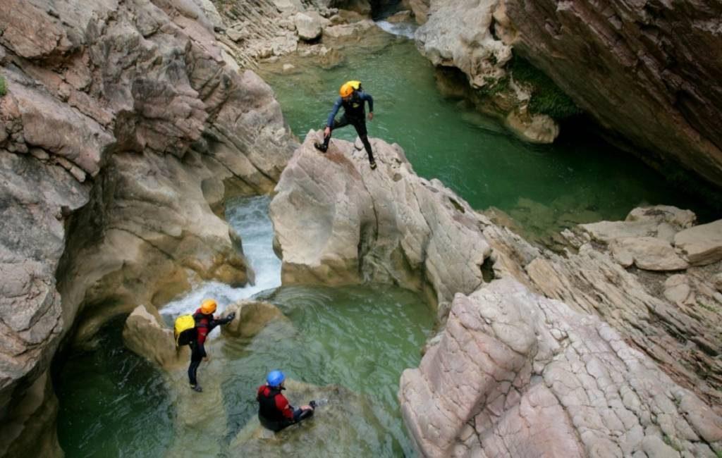 Negenjarige Franse jongen tijdens canyoning in Huesca overleden