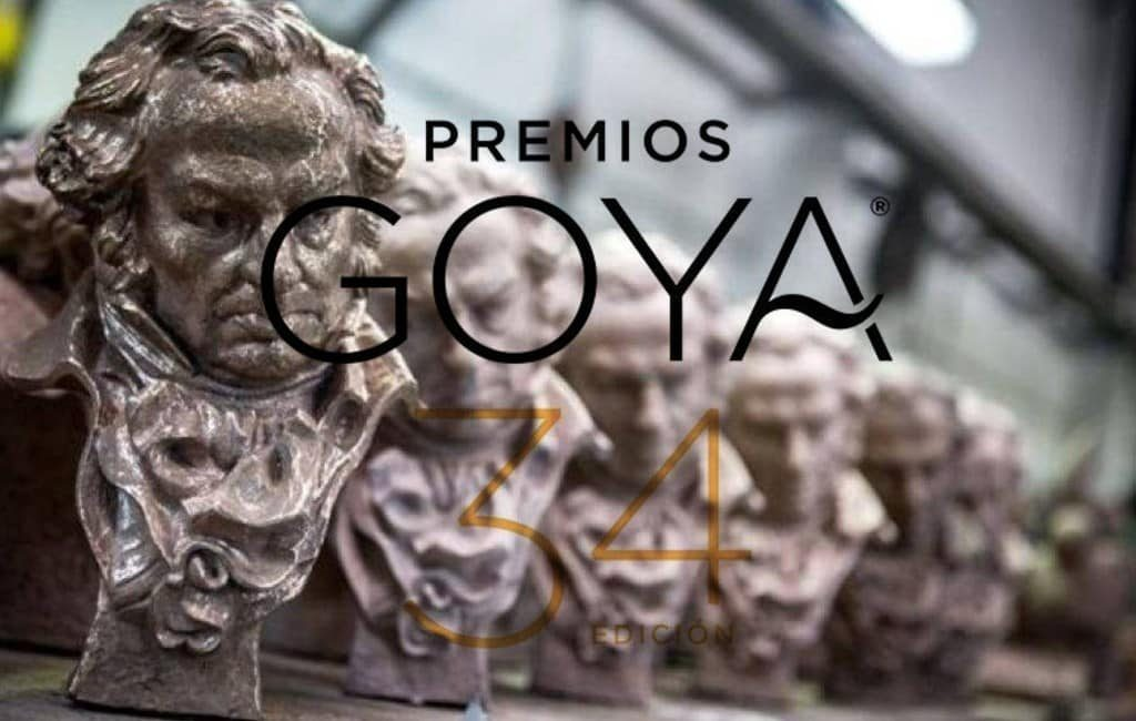 "Het Spaanse filmprijzen festival ""Los Goya"""