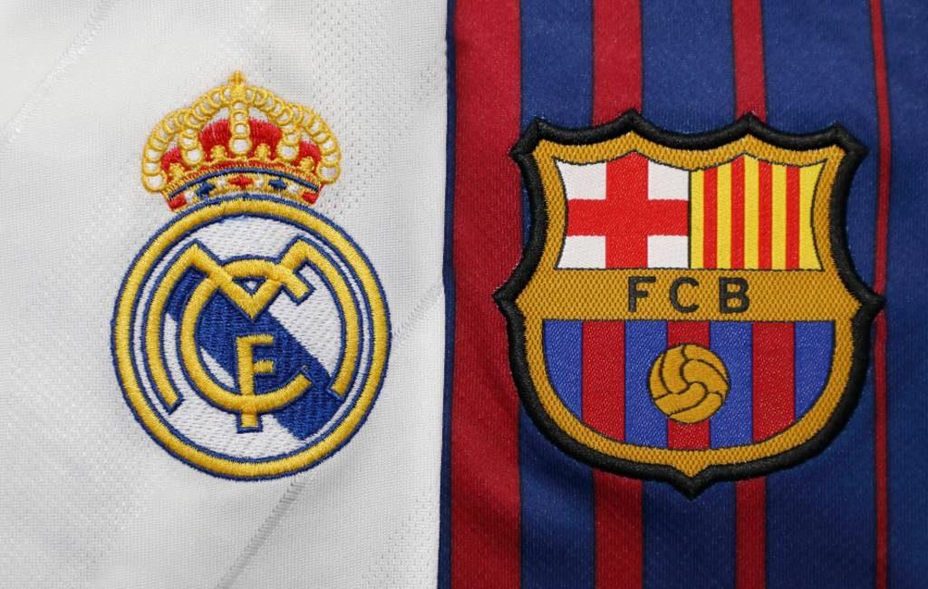 Derde 'El Clásico' van deze maand tussen FC Barcelona en Real Madrid