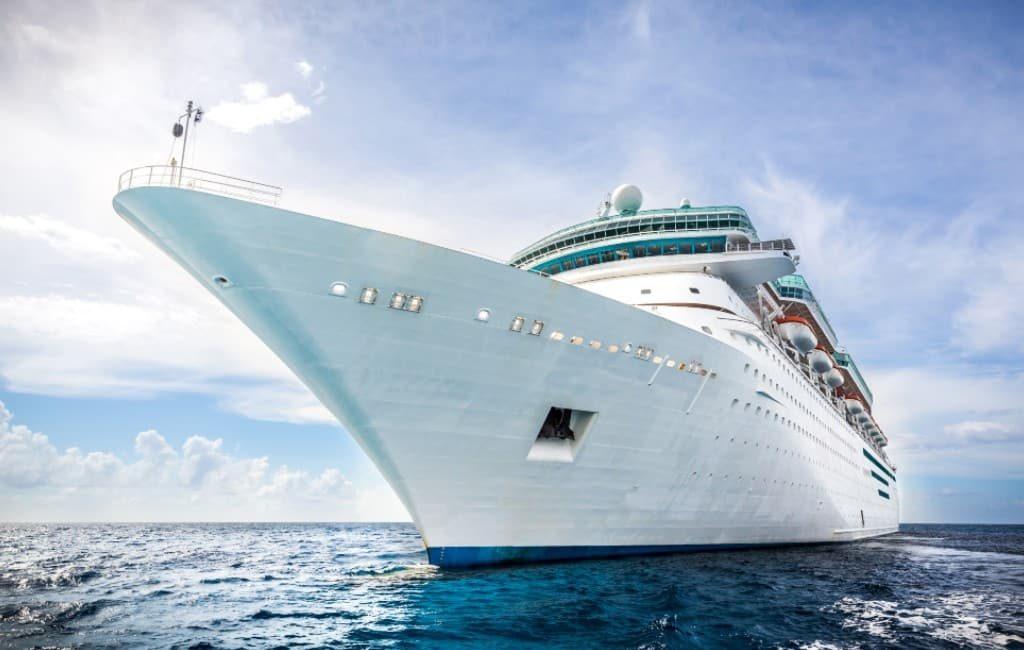 Cruiseschip passagiers gedaald in oktober in Spanje
