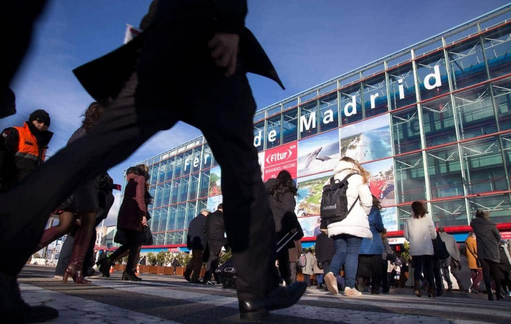 Toerismebeurs FITUR 2020 begonnen in Madrid