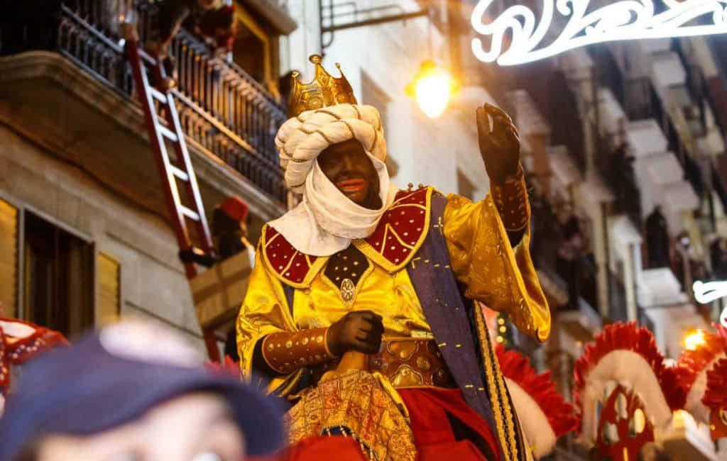 Zwarte Piet discussie nu ook in Catalonië met Driekoningen