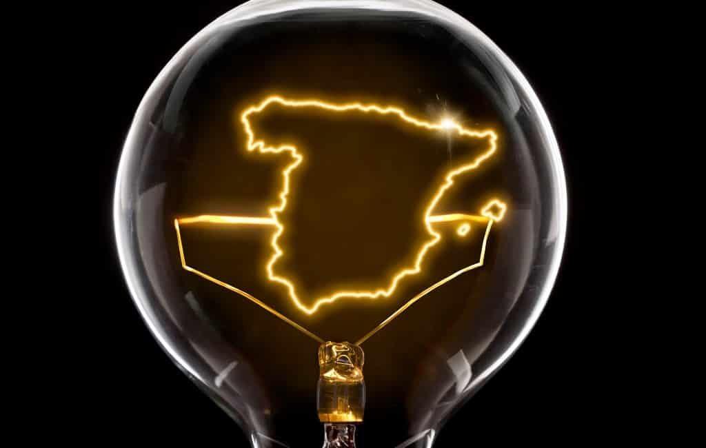Wijzigingen in elektriciteitstarieven Spanje