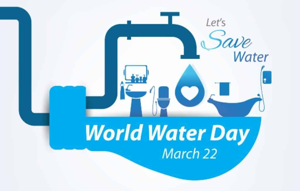Water uit de kraan of fles op Wereldwaterdag in Spanje