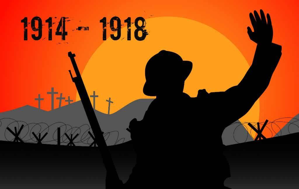 Het neutrale Spanje tijdens de Eerste Wereldoorlog
