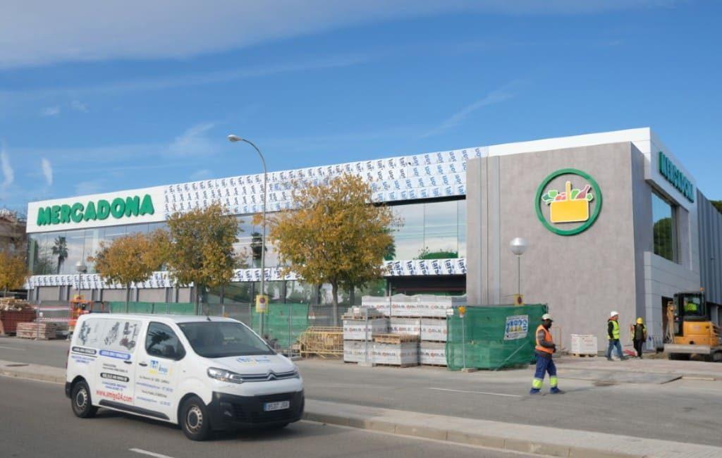 Nieuwe Mercadona Vilafortuny (Cambrils) goed nieuws voor campings