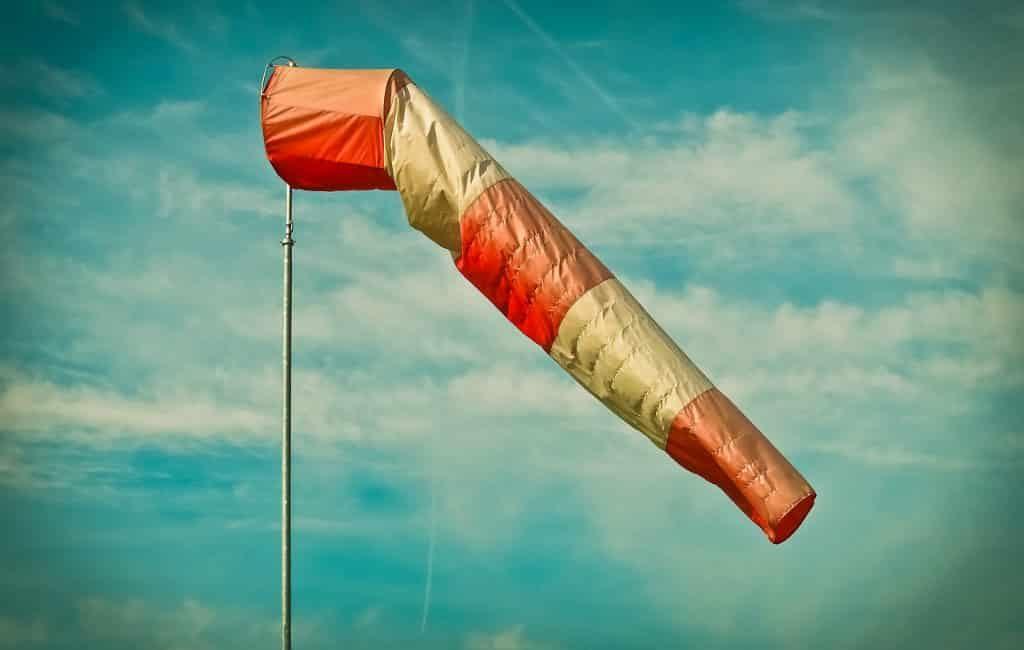Zeven bekende wind fenomenen in Spanje