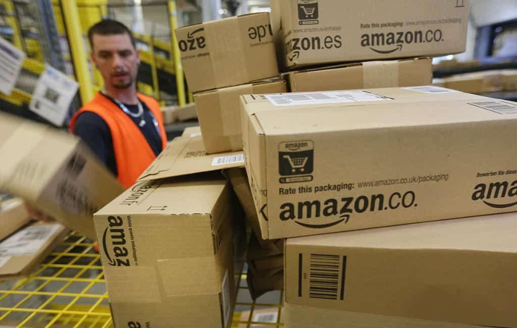 Personeel Amazon Spanje gaat staken met Black Friday en Kerstmis