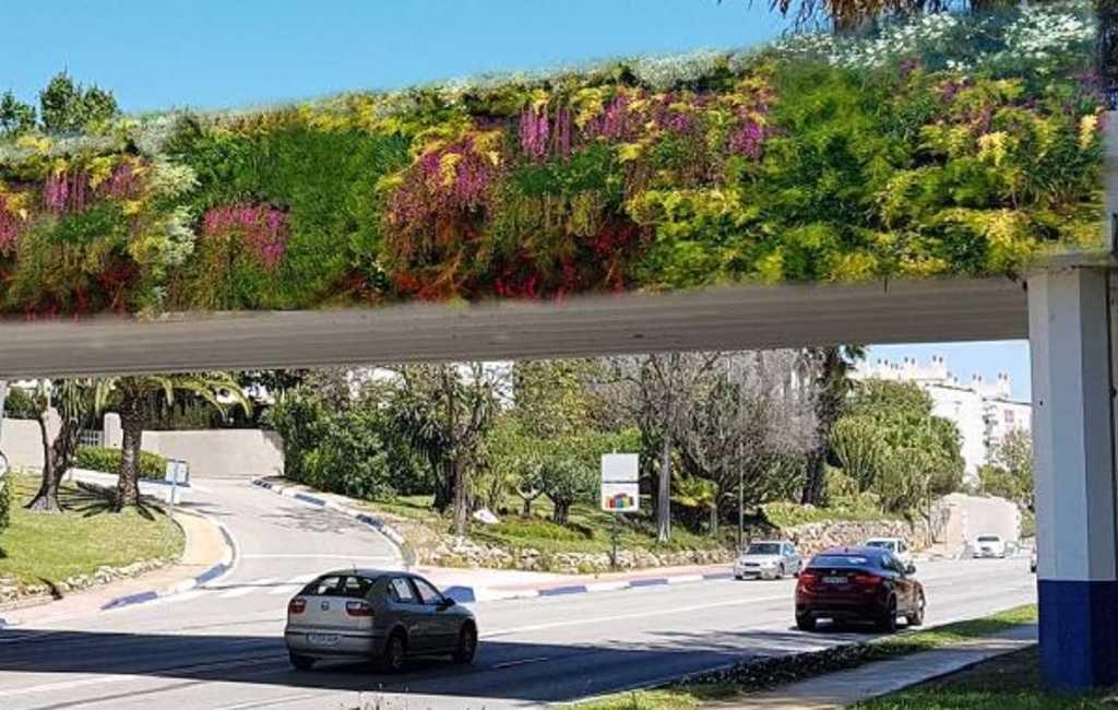 Marbella wil drie tuinbruggen aanleggen