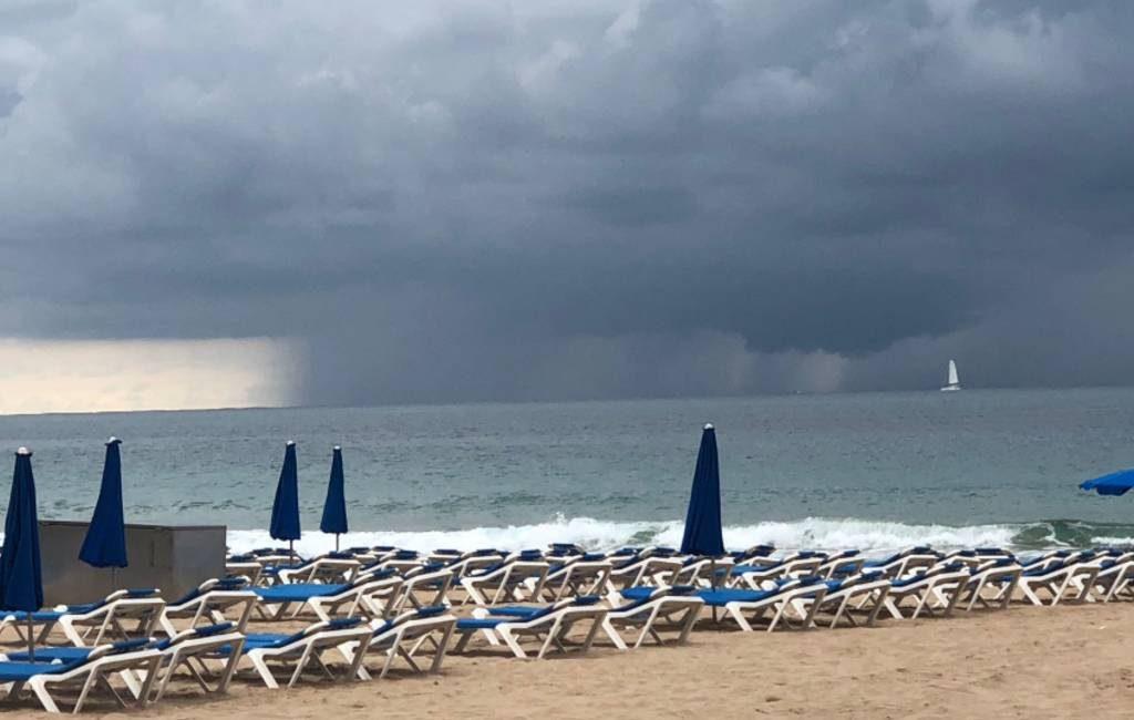 'Gota fría' of DANA brengt veel regen naar de Valencia regio vanaf maandag