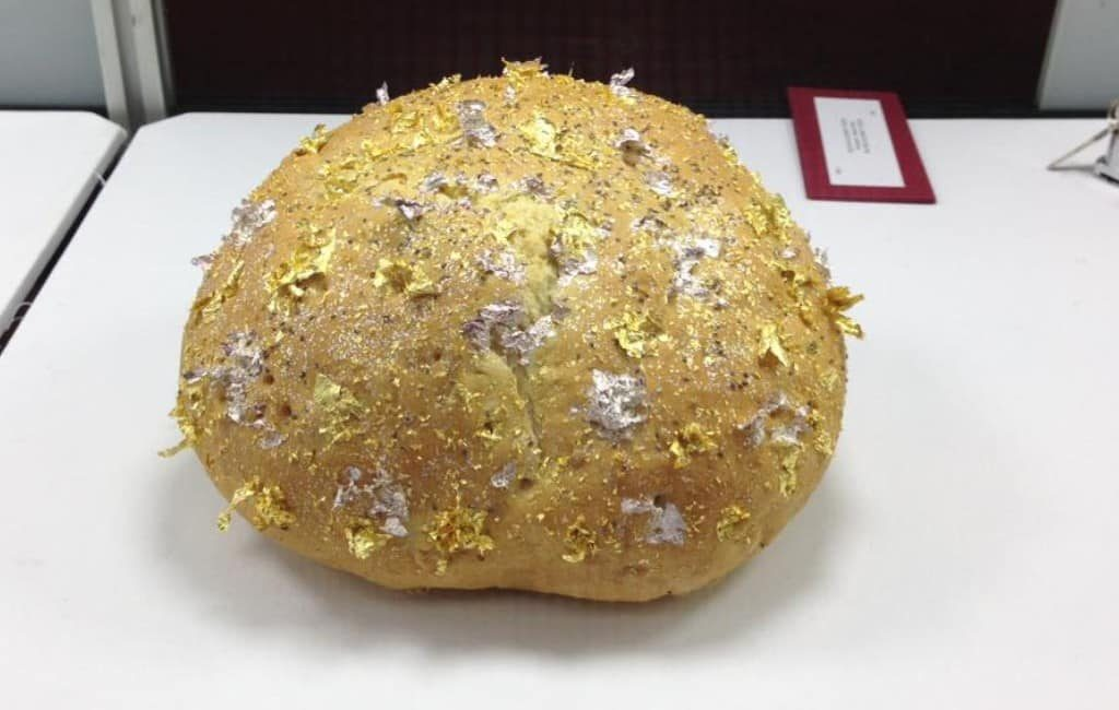 Bakker uit Málaga maakt duurste brood ter wereld