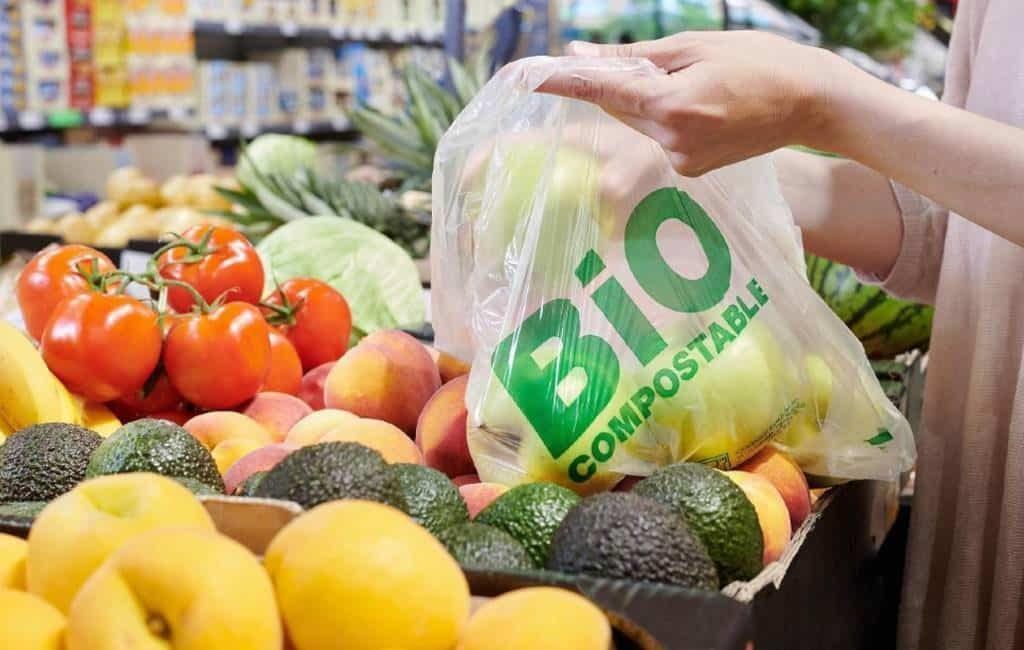 Lidl begint met biologisch afbreekbare plastic groente- en fruittasjes in Spanje