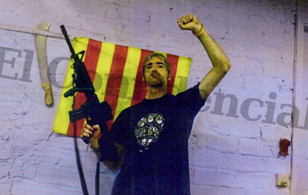 Een van de aangehouden CDR-activisten / El Confidencial